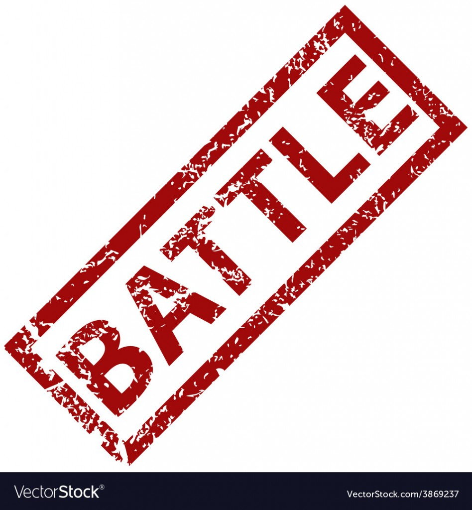 battle-rubber-stamp-vector-3869237